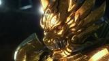金色の輝きを取り戻した黄金騎士ガロ(C)2014「GOLDSTORM」雨宮慶太/東北新社