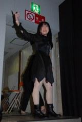 現役女子レスラー・安川惡斗(写真)の姿を描いたドキュメンタリー映画『がむしゃら』(公開中) (C)ORICON NewS inc.