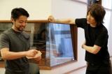 EDテーマを作曲した吉井和哉が出演した第6話(C)「山田孝之の東京都北区赤羽」製作委員会
