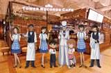 タワーレコード渋谷店に『コナンカフェ/Detective CONAN CAFE @ TOWER RECORDS CAFE』が期間限定オープン(5月10日まで)(C)青山剛昌/小学館・読売テレビ・TMS 1996