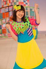 NHK・BSプレミアムの子ども番組『ワラッチャオ!』の2代目お姉さんに決まった寺崎裕香(C)NHK