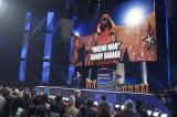 WWE『ホール・オブ・フェーム』記念式典の模様 米カリフォルニア州サンノゼのSAPセンターで (C)2015 WWE, Inc. All Rights Reserved.