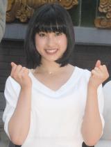 「朝日のような女優さんになりたい」と抱負を語った土屋太鳳 (C)ORICON NewS inc.