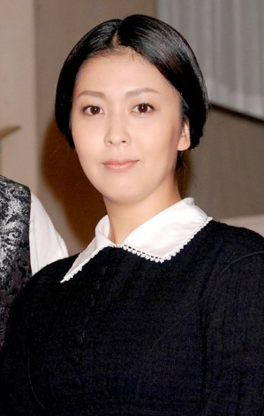 サムネイル 第1子出産を発表した松たか子 (C)ORICON NewS inc.