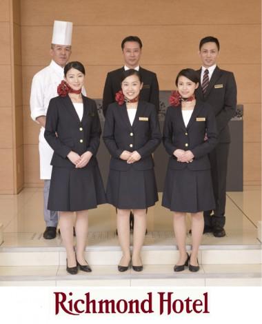 『ビジネスホテルランキング』・『ビジネス利用』『観光利用』総合第1位【リッチモンドホテル】