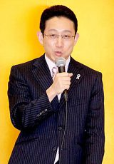 再婚・挙式を報告した片岡孝太郎 (C)ORICON NewS inc.