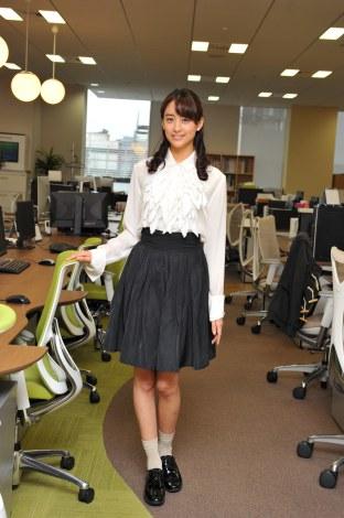 『東京PRウーマン』 で映画初主演をする山本美月
