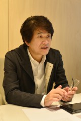 空間デザイナーの間宮吉彦氏