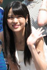 ハロー!プロジェクト全体のリーダーもつとめる矢島舞美。