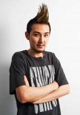 映画『モヒカン故郷に帰る』でモヒカン姿を披露した松田龍平