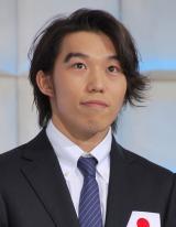 「世界フィギュアスケート国別対抗戦2015」の日本代表に選出された無良崇人 (C)ORICON NewS inc.