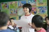 作文に「夢が嫌い」「地道にコツコツ」と書いていた小学生時代の希(子役の松本来夢)(C)NHK