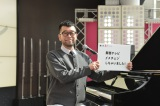 関西テレビの「超えろ。カンテレ」キャンペーンソング及び社歌「超えろ。」を手がけた槇原敬之