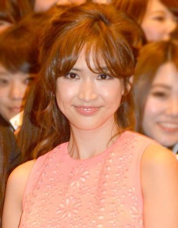 サムネイル サマンサタバサグループの入社式にサプライズ登場した紗栄子 (C)ORICON NewS inc.