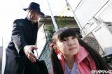 『世にも奇妙な物語 25周年スペシャル・春〜人気マンガ家競演編〜』鈴木梨央主演『面』場面カット