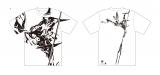 山下いくと氏 書下ろしデザインTシャツ(C)カラー