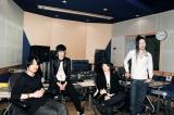 改名後初のアルバム『ALXD』を6月17日に発売する[Alexandros]