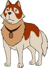 アニメ映画『天才バカヴォン〜蘇るフランダースの犬〜』(5月23日公開)パトラッシュも参戦(C)天才バカヴォン製作委員会