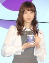 『乃木坂46カフェ2015〜命は美しい〜』オープニングセレモニーに出席した西野七瀬 (C)ORICON NewS inc.