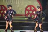 M7「ほねほねワルツ」〜AKB48チーム8結成1周年記念特別公演より (C)ORICON NewS inc.