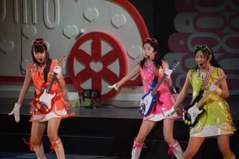 M8「初めてのジェリービーンズ」〜AKB48チーム8結成1周年記念特別公演より (C)ORICON NewS inc.