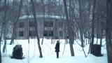 歴史的建造物と北海道ならではの美しい雪が織りなす場所に降り立った壇蜜が、幻想的な古画の世界へ案内(C)HTB