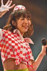 5月31日の東京・赤坂BLITZ公演をもって活動休止する槙田紗子 (C)ORICON NewS inc.