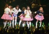 愛に包まれたPASSPO☆のステージ (C)ORICON NewS inc.