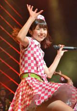 槙田紗子=『PASSPO☆ ワンマンフライトツアー2015 〜More Attention〜』  (C)ORICON NewS inc.