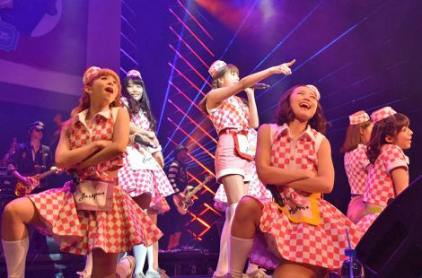 『PASSPO☆ ワンマンフライトツアー2015 〜More Attention〜』の模様  (C)ORICON NewS inc.