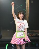 パッセンジャーと呼ばれるファンの声援に応える槙田紗子 (C)ORICON NewS inc.