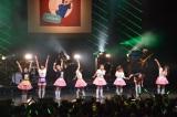 ツアーファイナルで全22曲を熱演したPASSPO☆ (C)ORICON NewS inc.