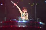 「AKB48春の単独コンサート〜ジキソー未だ修行中!〜」のオープニングでDJを務めた小嶋陽菜 (C)ORICON NewS inc.