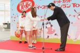 「ベストコスチューム賞」を獲得したのは、切中咲絵さん、永井美夏さん、柳澤彩さんの仲良し3人組