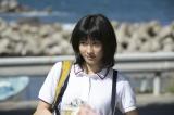 連続テレビ小説『まれ』ヒロイン・土屋太鳳が本格登場。高校3年生になった希(C)NHK