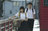 7年ぶりに再会した希と圭太(山崎賢人)は…青春してる!?(C)NHK