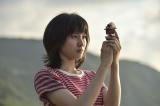 自分の進路について魔女姫人形に問いかける希(C)NHK
