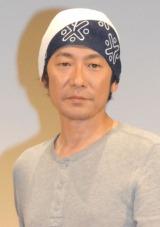 映画『あん』の完成披露試写会に出席した永瀬正敏 (C)ORICON NewS inc.