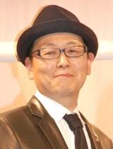 映画『ビリギャル』完成披露試写会舞台あいさつに出席した土井裕泰監督 (C)ORICON NewS inc.