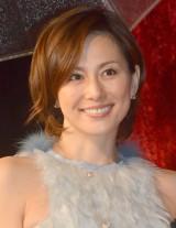 離婚質問に笑顔で無言を貫いた米倉涼子 (C)ORICON NewS inc.