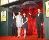 映画『バードマン あるい(無知がもたらす予期せぬ奇跡)』のジャパンプレミアの模様