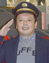 新曲「夢探しに行こう」披露イベントに出席した中川家礼二 (C)ORICON NewS inc.