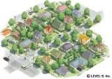 ニンテンドー3DS新作『妖怪ウォッチ3』でケータが暮らすことになる町「セントピーナッツバーグ」