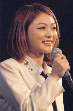 サムネイル 第1子妊娠5ヶ月を発表したAKINA (C)ORICON NewS inc.