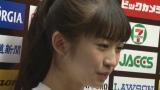 会見で涙・・・ (C)ORICON NewS inc.