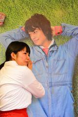 「日清 カップヌードルライトプラス ささやきLight+」イベントでは、斎藤工と添い寝ができる!?