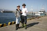 『豊さんと憲武ちゃん!旅する相棒』テレビ朝日系で4月18日放送(C)テレビ朝日