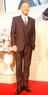 映画『シンデレラ』のジャパンプレミアに出席したケネス・ブラナー (C)ORICON NewS inc.