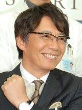 フジテレビ系の新ドラマ『医師たちの恋愛事情』記者会見に出席した生瀬勝久 (C)ORICON NewS inc.