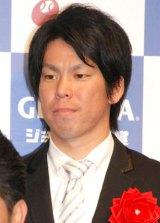 今シーズンからベリーグッドマン「1988」を登場曲にした前田健太投手 (C)ORICON NewS inc.